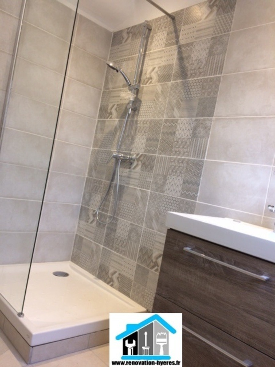 Salle De Bain Hyeres ~ r novation salle de bains hy res am nagement carrelage fa ence