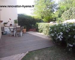 OLIVIER SCHULLER - Hyères - terrasse ipé