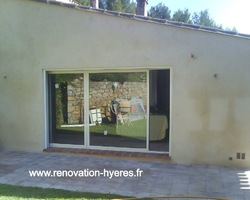 OLIVIER SCHULLER - Hyères - Rénovation intérieure